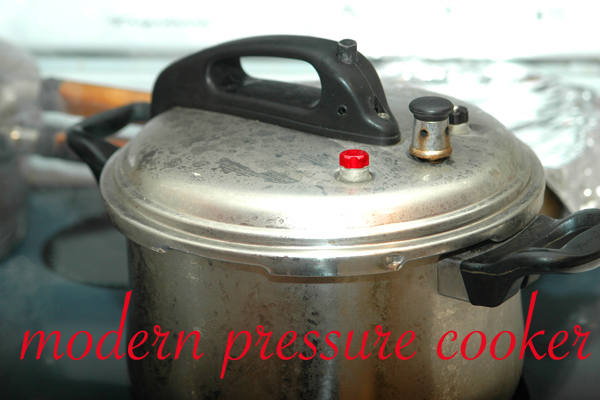 pressurecookernew copy A Lesson in Pressure Cooking & Some Food,Too!