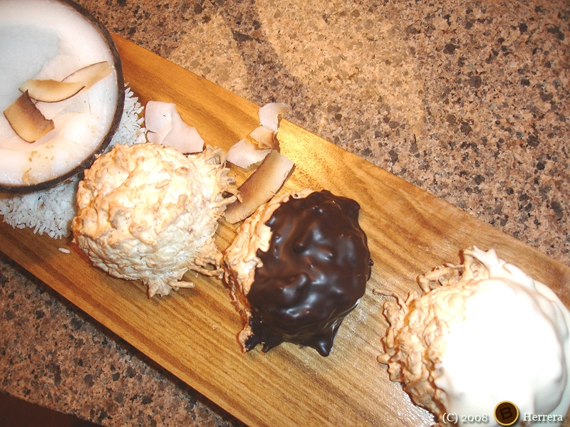 coconutmacaroons Im Baaack! A 3 Part Series on The Trini/Tobago Culinary Festival & Curried Plantain!