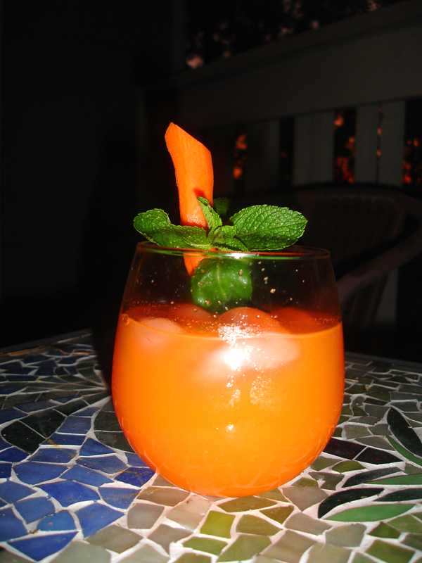 carrotmojito CARROT MOJITO! MOJITO DE ZANAHORIA! 