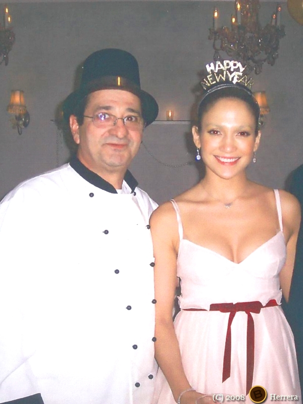 chef rolando jennifer lopez Im 2 Degrees From J. Lo & She Loves Flan & Plantain  A Chat With Her Cuban Personal Chef
