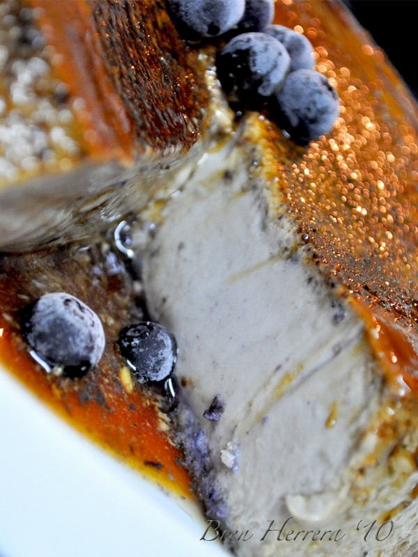 Blueberryflan3 #FlanFridays: Toughest One Yet! The Blueberry.