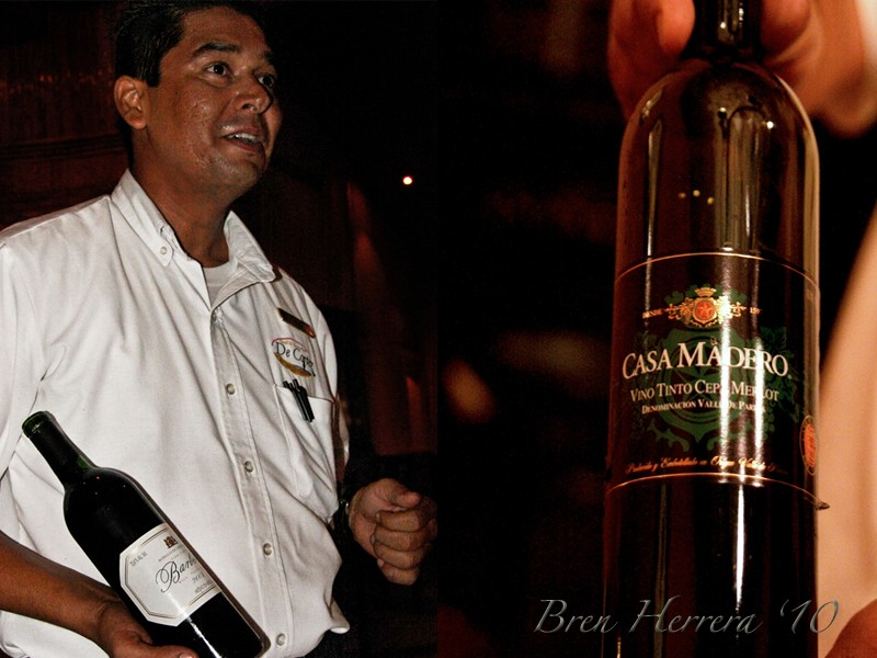 CaboSheratonwines Cabo San Lucas, Mexico: A True Gourmands Paradise. Part I