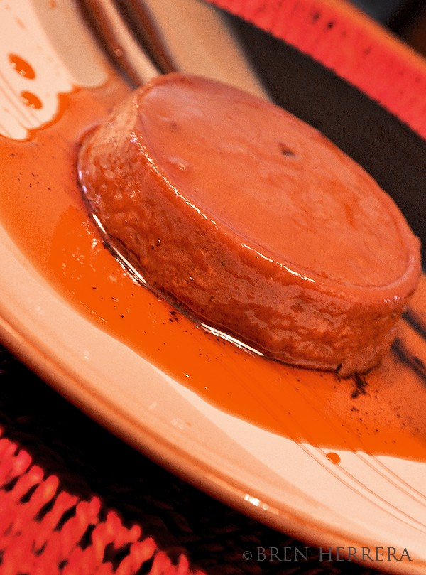 Nutellaflan2 #FlanFridays: Nutella con Caf Cubano... Magical Stuff