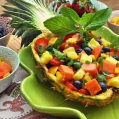 Pineapplesalad
