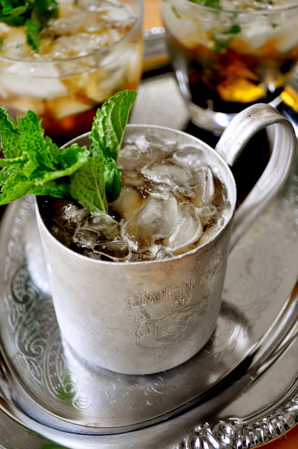MintJulep2 Mint Julep Is the Only Drink for the Kentucky Derby. Plus, a Fabulous Hat!