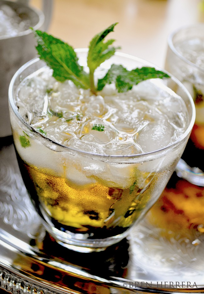 MintJulep4small Mint Julep Is the Only Drink for the Kentucky Derby. Plus, a Fabulous Hat!