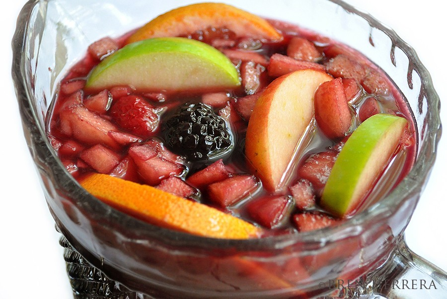 Sangria12 Papis Sangria For Super Steamy Days