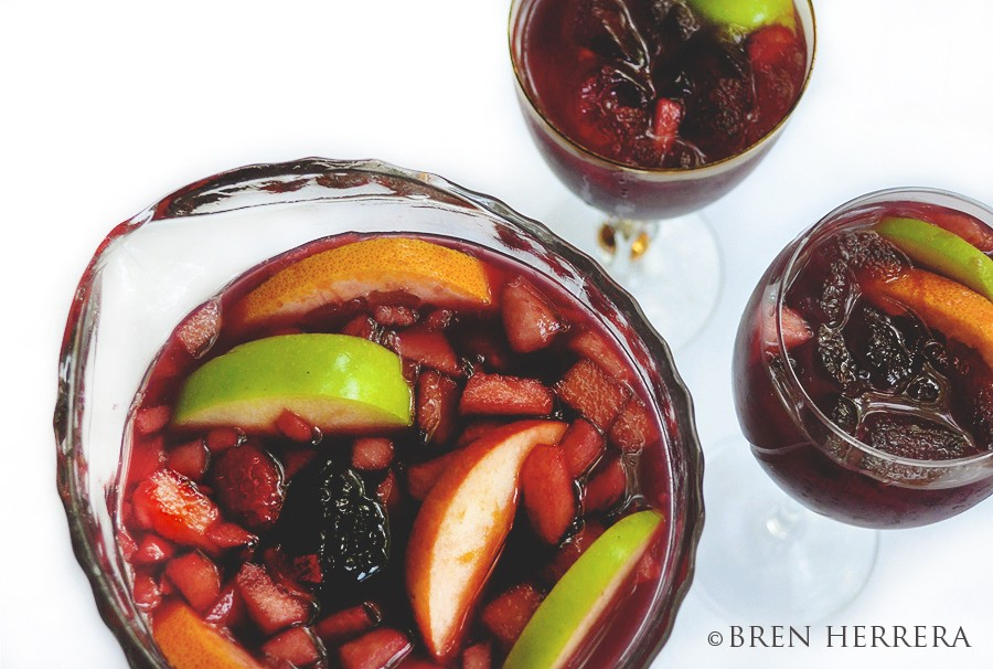 Sangria3.1 Papis Sangria For Super Steamy Days