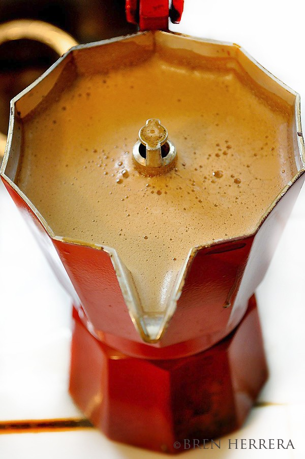 FrothinRedMaker Espresso Shots & The Perfect Espumita