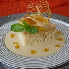 Mango Tres Leches