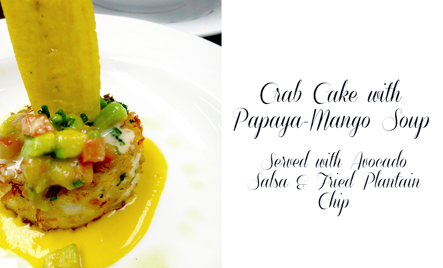 PicMonkey Collage43 {All Around Latin America} Crab Cake w/Papaya Mango Soup in Celebration of Hispanic Heritage Month