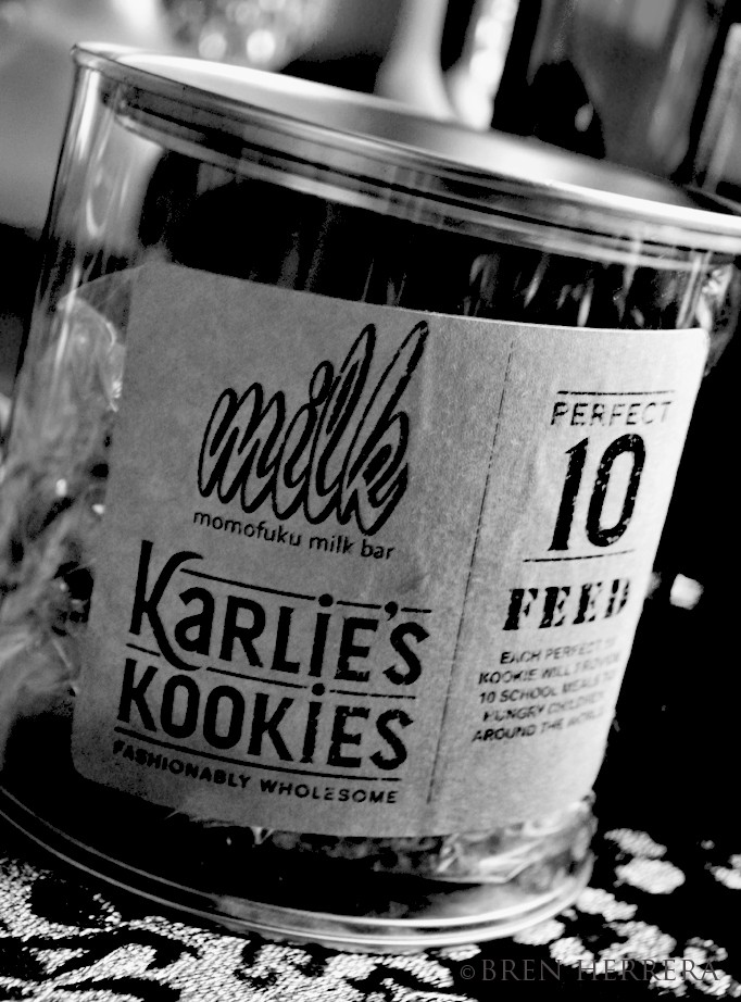 CookieJar The Perfect 10 Kookies From Momofuku Milk Bar Give to FEED Camp & a Recipe {& Giveaway}