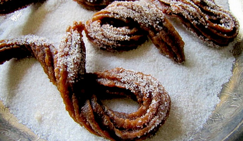 Nutella Churros
