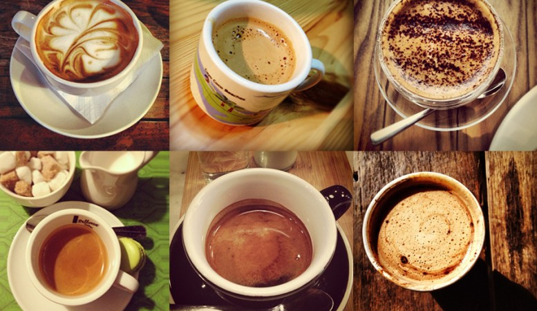 Bren&#039;s Espresso Shots Collage