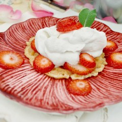Vanilla Wafer Strawberry Short Cake Recipe